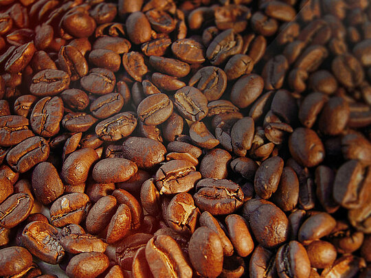 Metering of Supercritical fluids for example in the coffee production